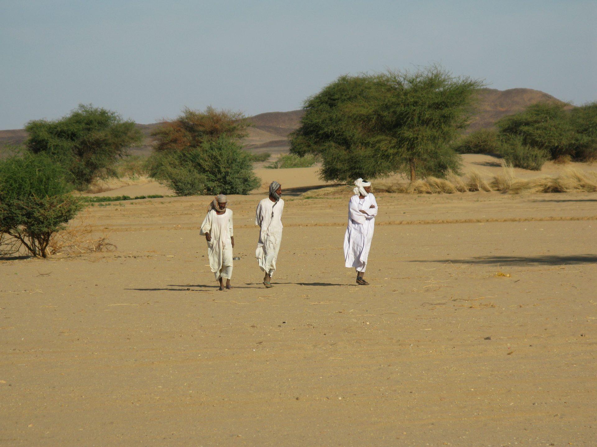 Sudan Niños