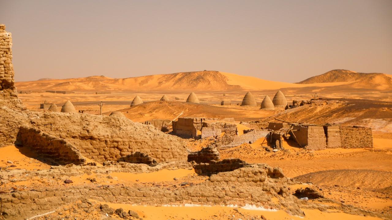 Sudan Old Dongola